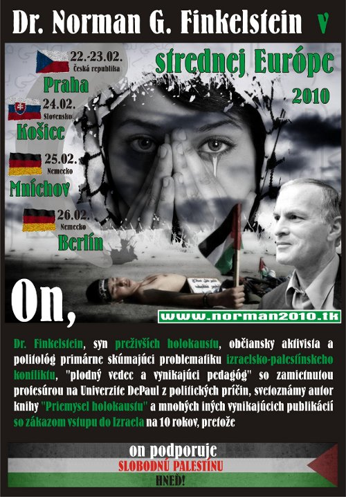 Finkelstein Europa Tour